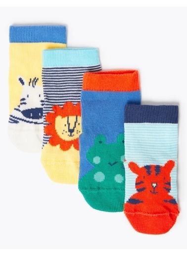 Marks & Spencer Çorap Renkli